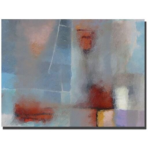 """Trademark Global Adam Kadmos """"Breeze"""" Canvas Art, 18"""" x 24"""""""