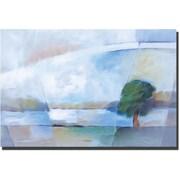 """Trademark Global Adam Kadmos """"Landscape in Light"""" Canvas Art, 16"""" x 24"""""""