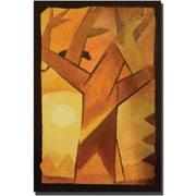 """Trademark Global Adam Kadmos """"Leopard"""" Canvas Art, 24"""" x 16"""""""