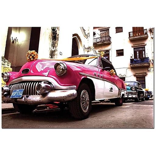 "Trademark Global ""Buick Special Deluxe Convertible"" Canvas Art, 16"" x 24"""