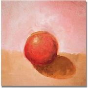 "Trademark Global Michelle Calkins ""Red Sphere Still Life"" Canvas Arts"