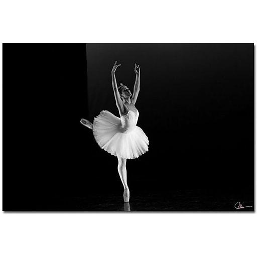 "Trademark Global Miguel Paredes ""Dancer I"" Canvas Art, 16"" x 24"""