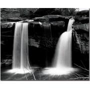 "Trademark Global Nicole Dietz ""Waterfalls"" Canvas Art, 26"" x 32"""