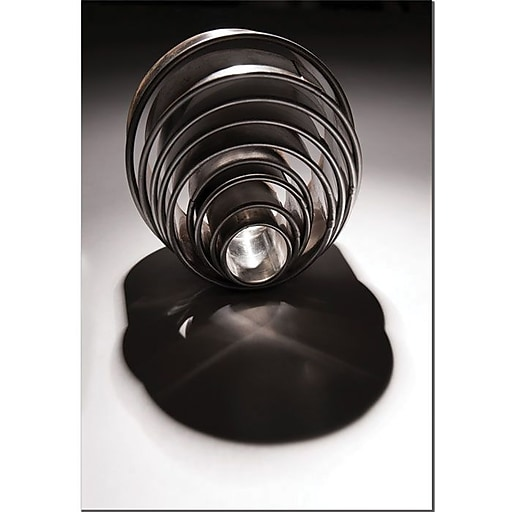 """Trademark Global Tammy Davison """"Biscuit Cutter"""" Canvas Art, 24"""" x 16"""""""