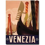 "Trademark Global ""Venezia"" Canvas Art, 32"" x 24"""