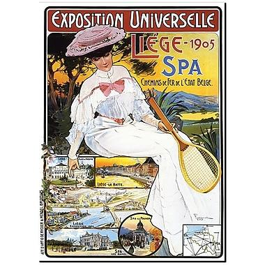 Trademark Global Fernand Toussaint