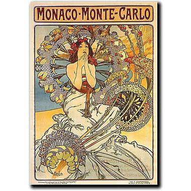 Trademark Global Alphonse Mucha