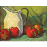 "Trademark Global Wendra ""Milk Pitcher"" Canvas Art, 18"" x 24"""