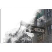 "Trademark Global Yale Gurney ""One Way"" Canvas Arts"