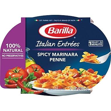Barilla Italian Entrees, Spicy Marinara Penne, 6 Packs/Box