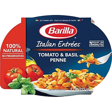 Barilla Italian Entrees, 6 Packs/Box
