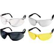 Dentec 932 Citation Safety Glasses Series Eyewear Clear Lens with Ratchet & Adjustable Temples