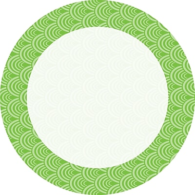 Carson-Dellosa Lemon Lime Mini, Cut-Outs, Grades PK - 8