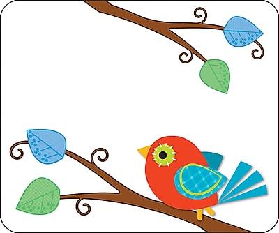Carson-Dellosa Boho Birds Name Tags, 40/Pack