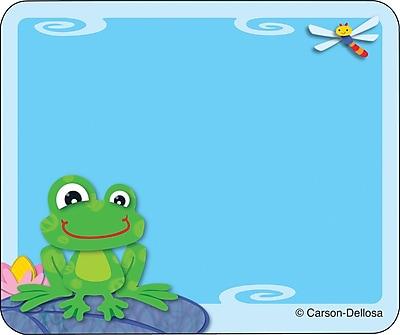Carson-Dellosa FUNky Frogs Name Tags