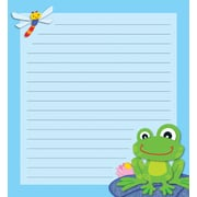 Carson-Dellosa FUNky Frog Notes Notepad