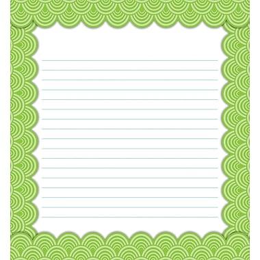 Carson-Dellosa Lemon Lime Notes Notepad