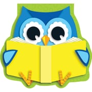 Carson-Dellosa Reading Owl Notepad