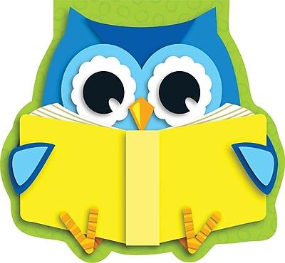 Carson-Dellosa Reading Owl Notepad