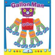 Carson-Dellosa Gallon Man Study Buddies™
