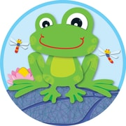 Carson-Dellosa FUNky Frog Two-Sided Decoration