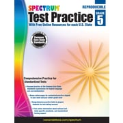 Spectrum® Test Practice Workbook, Grade 5