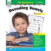 Key Education The Big Book of Decoding Vowels Workbook