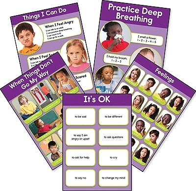 Key Education Feelings Bulletin Board Set