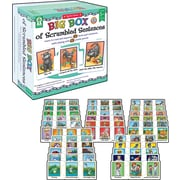 Key Education Big Box of Scrambled Sentences Puzzle