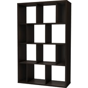 "South Shore™ Work ID 39"" Shelving Unit, Chocolate"