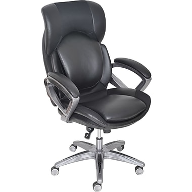 Staples® Serta Air™ Managers Chair, Black
