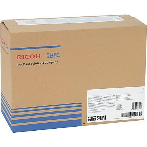 Globe Compatible Ricoh 841503 Cyan Toner