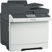 Lexmark™ CX410E Color Laser Multifunction Machine Printer
