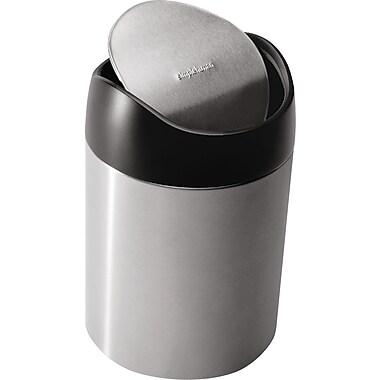 simplehuman® Countertop Trash Can, .4 Gallon