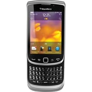Blackberry Torch 9810 GSM Unlocked OS 7 Cell Phone, Silver/Black