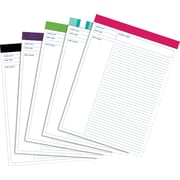 Staples 5x8 Writing Pads