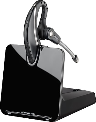 Plantronics® CS530 DECT 6.0 Wireless Telephone Headset, Monaural