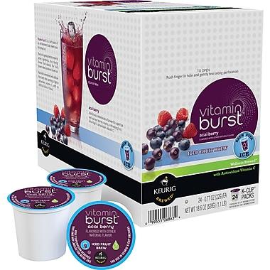 Keurig® K-Cup® Green Mountain® Vitamin Burst Acai Berry, 24/Pack