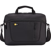 "Case Logic 15.6"" Laptop and iPad® Slim Case, Black (AUA-316 Black)"