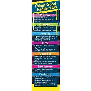 Carson-Dellosa Things Good Readers Do Bookmark