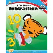 Carson-Dellosa I Can Master Subtraction, Workbook