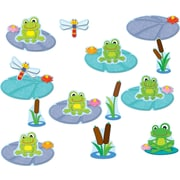 Carson-Dellosa  FUNky Frogs Job Assignment Bulletin Board Set