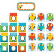Carson-Dellosa Boho Birds & Birdhouses Bulletin Board Set