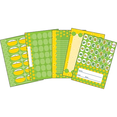 Carson-Dellosa Lemon Lime Bulletin Board Set