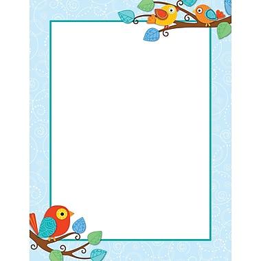 Carson-Dellosa Boho Birds Chart, Grades PK - 8