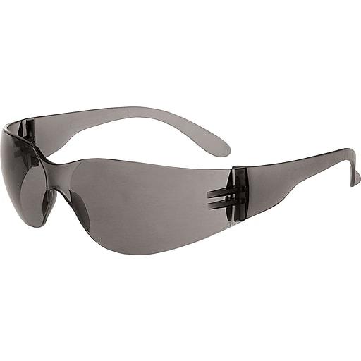 North XV101 Safety Glasses, Gray Lens