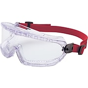 Uvex Safety Goggles, V-Maxx® Clear Anti-Fog Lens