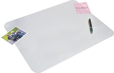 Artistic KrystalView Desk Pad with Microban NonGlare Satin