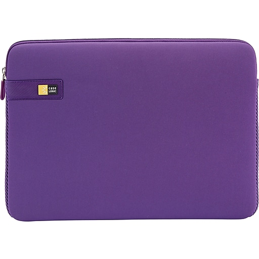 "Case Logic 15-16"" Laptop Sleeve, Purple"