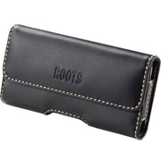 Roots – Pochette en cuir pour iPhone 5